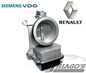 Corpo de borboleta - TBI Renault Clio / Scenic / Megane / Kangoo / Laguna / Duster - 408239822001