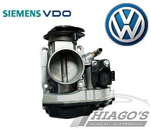 Corpo de borboleta - TBI Volkswagen Gol / Parati Mi 1.0 8V e 16V - 036133064D/G/K/Q
