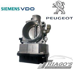 Corpo de borboleta - TBI  Picasso / Peugeot 307 2.0 16V - 408239823003
