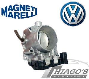 Corpo de borboleta - TBI Volkswagen Jetta / New Beetle / Golf / Passat 2.5 - 07K133062A