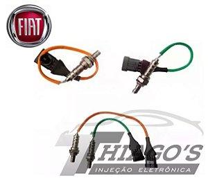 Sonda Lambda Palio Uno Siena Fire 55236778 E 55236779 Ntk