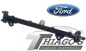 Flauta de combustível Ford Ka / Fiesta / Endura - 95DF9D280CD