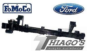 Flauta de Combustível - Ford New Fiesta /  Focus 1.6 Motor Sigma - AM5G9H478BB