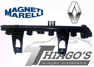 Flauta de combustível - Renault Sandero 1.0 16V - PA61GF30
