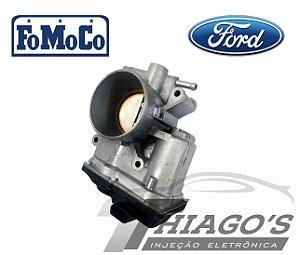 Corpo de borboleta - TBI Ford Fusion 2.3 16V - 6E5G9F991A