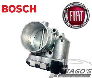 Corpo de borboleta - TBI Fiat Marea 2.4 20V - 0205003052