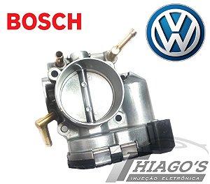 Corpo de borboleta - TBI Volkswagen Bora / Golf IV / New Beetle / Polo 2.0 Gasolina - 0280750061 / 06A133062Q / 06A133062D