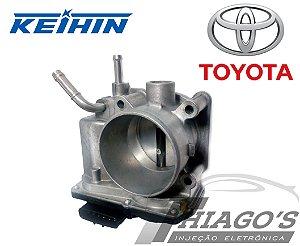 Corpo de borboleta - TBI Toyota Corolla 1.8 16V - 22030-22041