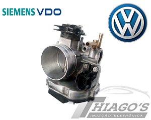 Corpo de borboleta - TBI Volkswagen Bora / New Beetle / Golf 2.0 16v - 06A133064H