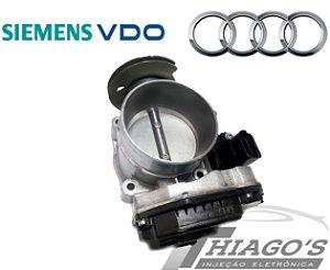 Corpo de borboleta - TBI Audi A4 / A6  / Volkswagen Passat 2.8 V6  - 078133063AL / 408237221006