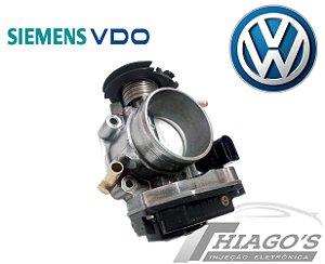 Corpo de borboleta - TBI Volkswagen Passat 2.0 - 037133064 / 408237111002