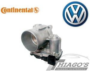 Corpo de borboleta - TBI Volkswagen Gol / Saveiro / Fox / Polo 1.6 Gasolina - 04E133062K / A2C85080800