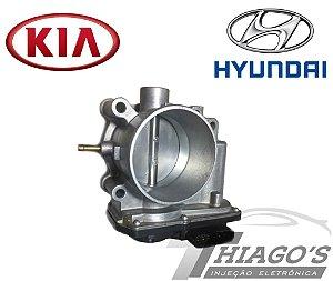 Corpo de borboleta - TBI Kia Sportage / Hyundai Elantra / IX35 2.0 - 35100-2E300