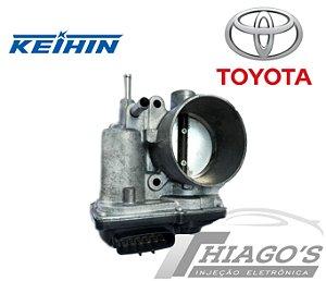 Corpo de borboleta - TBI Toyota Aygo 1.0 - 22030-0C030