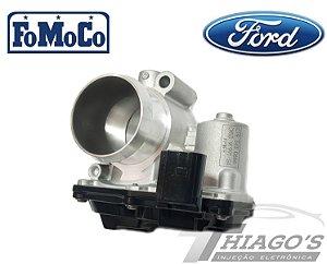 Corpo de borboleta - TBI Ford Ka 1.0 - A32EB 50989002 / CM5G-9F991-FB / CM5G-9F991-FC - PRODUTO NOVO ORIGINAL
