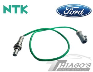 Sonda lambda - Ford Fiesta / Courier 1.6 Flex - 5S65-9F472-AA
