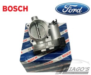 Corpo de borboleta - TBI Ford Ka / Focus / New Fiesta 1.5 / 1.6 - 0280750535 - PRODUTO NOVO ORIGINAL