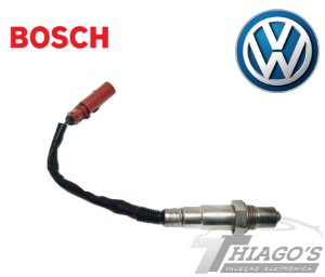 Sonda lambda - Volkswagen Fox / Gol / Golf / Polo - 030906262Q / 258010013-14