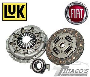 Kit Embreagem Luk - Fiat Palio / Punto / Strada / Siena Fire 1.3 / 1.4 - 619301500