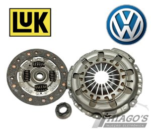 Kit Embreagem Luk - Volkswagen Fox / Polo / CrossFox / Saveiro / Gol G5 / UP 1.0 - 1.6 - 620312700