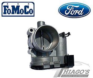 Corpo de borboleta - TBI Ford Ford Focus / Fiesta / Fusion / Ecosport 1.6 16v  - 0280750475 / 7S7G-9F991-B7A