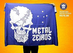 Bandeira metalzeiros 3