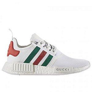 c42a74de1f Adidas Nmd Gucci - Branco