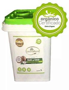 Óleo de Coco Extra Virgem Premium Galão 5 Litros - Lauricoco
