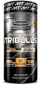 MuscleTech PLATINUM 100% TRIBULUS - 100 capsulas