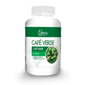 Café Verde Em Capsulas 500mg 60 Caps
