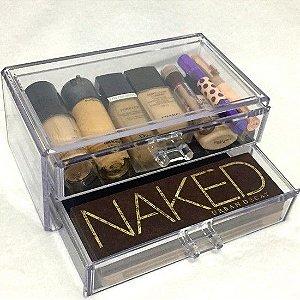 Porta Bases e Maquiagem de Acrilico Organizador 4