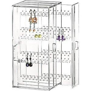 Porta Brincos de Acrilico Organizador 48