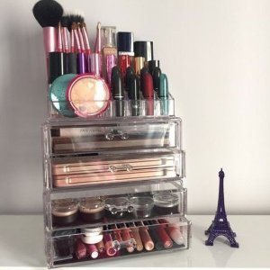 Porta Maquiagem de Acrilico Organizador 73