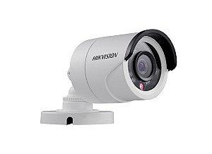 Câmera Bullet Analógica Hikvision Turbo HD 1MB/720P HDTVI / 3.6mm Fixa / Smart IR 20m / IP66 - Plástico