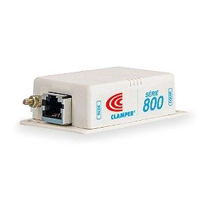 Protetor de Rede Clamper Ethernet Gigabit