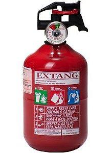 Extintor Veicular Pqs 1 kg ABC  (FIAT) validade ate 2024
