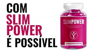 SLIM POWER 60 CÁPS 500MG