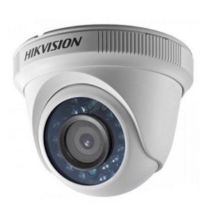 HIKVISION DS-2CE56C0T-IRP HD HD 1MP  DOME 2,8/3,6 MM (PLASTICO)