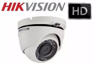 HIKVISION DS-2CE56D0T-IRM FULL 2MP  DOME 1080p METAL 2,8MM