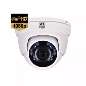 CÂMERA JFL DOME INFRAVERMELHO CD-3320F HDTVI FULL HD 1080P