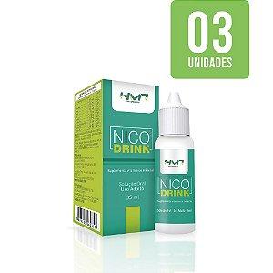Nico Drink - 03 Unidades