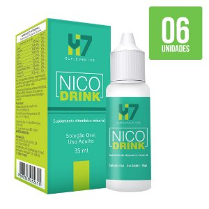 Nicodrink - 06 Unidades