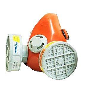 Respirador Semi-Facial P/ 2 Filtros