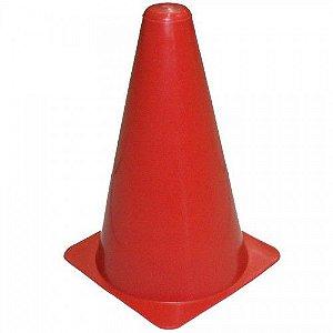 Cone Esportivo Flexível 20CM Vermelho