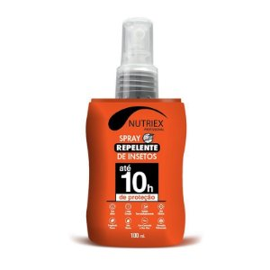 Repelente Insetos Ate 10 Horas Prof Spray 100ml Nutriex
