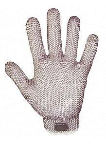 Luva de malha de Aço 5 Dedos CA 32234