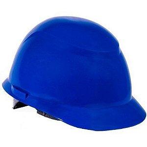 Capacete Avant Azul Com Suspensão