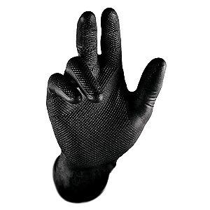 Luva Nitrilica Super Glove Super Safety CA 38645