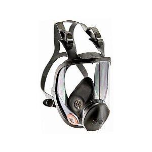 Respirador Facial Inteira Série 6800 3M - M