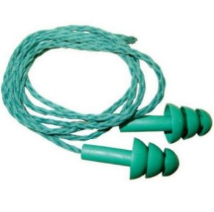 Protetor Auricular Copolimero 17db Ca 17664 Verde